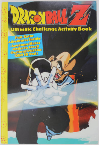 Ultimate Challenge Activity Book