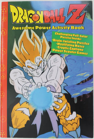 Awesome Power Activity Book