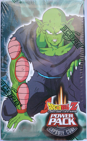 Capsule Corp Power Pack 2 - Piccolo