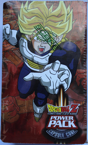 Capsule Corp Power Pack 1 - Trunks