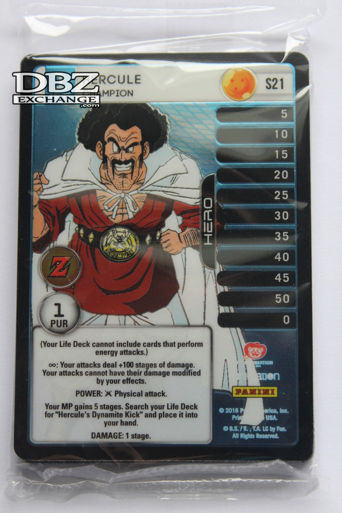 Awakening Deck Pack - Hercule MP Set
