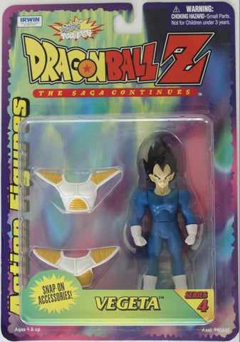 Dragon Ball Z Action Figures By Irwin Toy And Jakks
