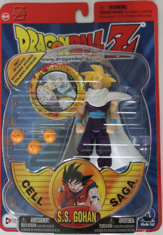 Fully Articulated - Cell Saga - S.S. Gohan