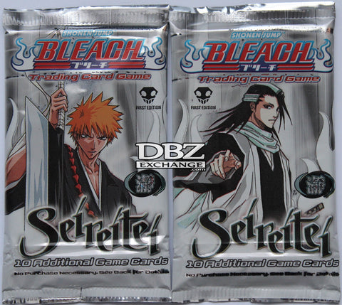 Bleach TCG Seireitei Booster Pack (1st Edition)