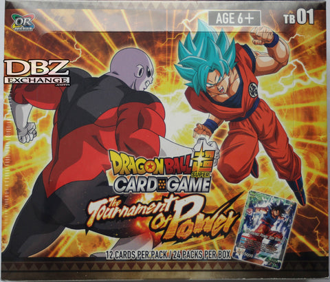 The Tournament Of Power Booster Box (TB01)