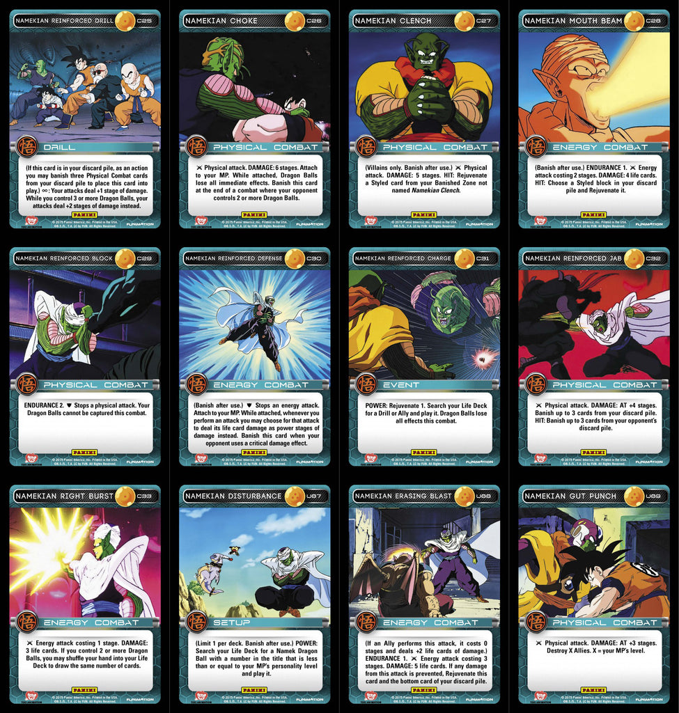 Namekian Booster Playset - Movie Collection