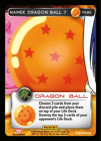 R121 Namek Dragon Ball 7