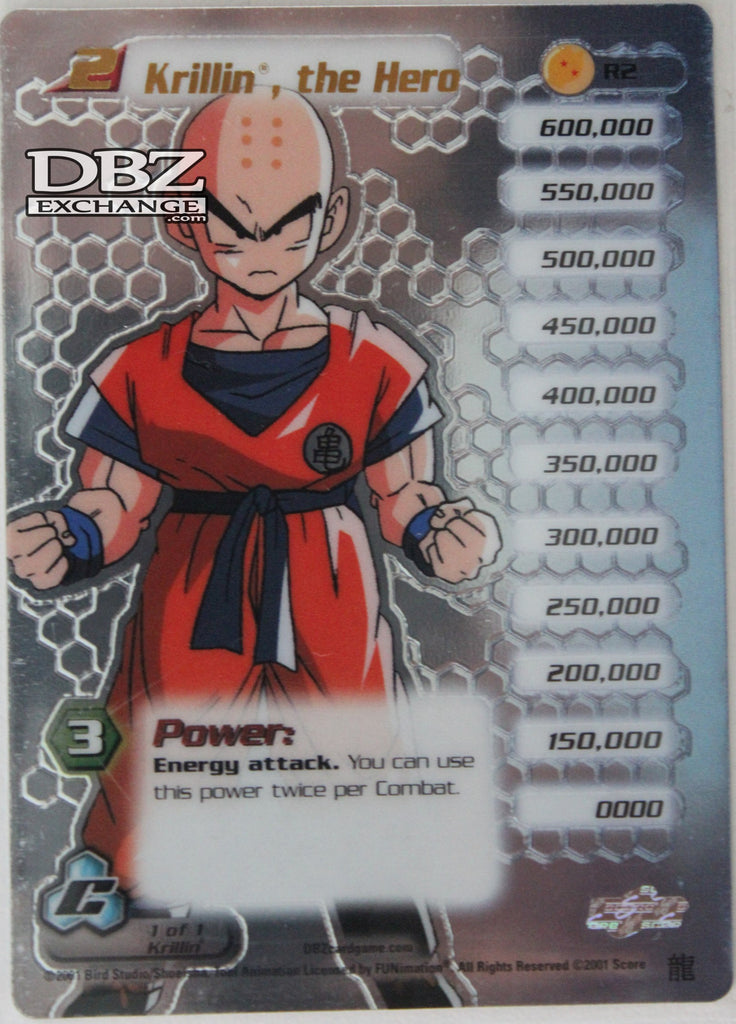 R2 Krillin the Hero Lv2