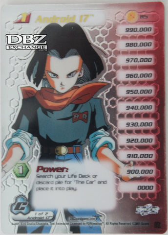 R5 Android 17 Lv1