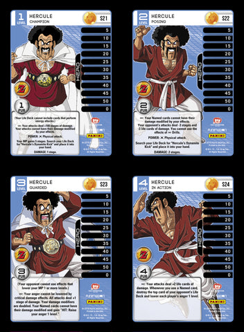 Hercule Lv1-4 Base Prizm - Awakening MP Set