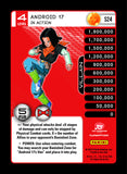 Android 17 Lv1-4 Base Prizm - Evolution MP Set