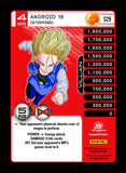 Android 18 Lv1-4 Base Prizm - Evolution MP Set