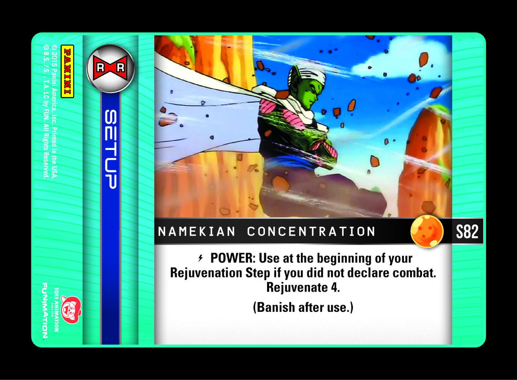 S82 Namekian Concentration