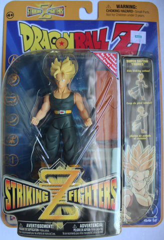 Striking Z Fighters - Super Saiyan Trunks