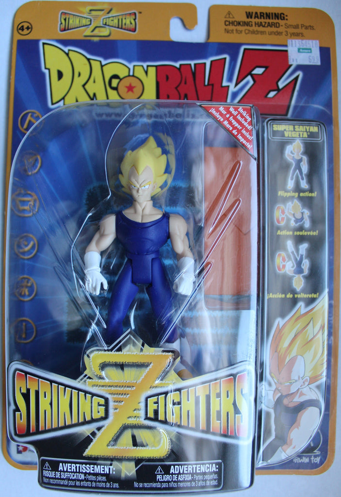 Striking Z Fighters - Super Saiyan Vegeta