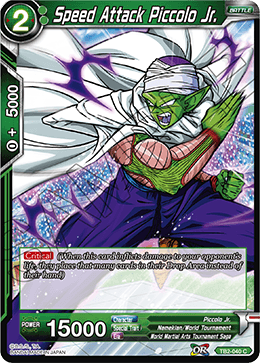 TB2-040 Speed Attack Piccolo Jr.