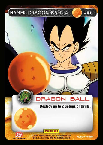 U61 Namek Dragon Ball 4