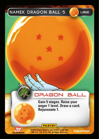 U62 Namek Dragon Ball 5