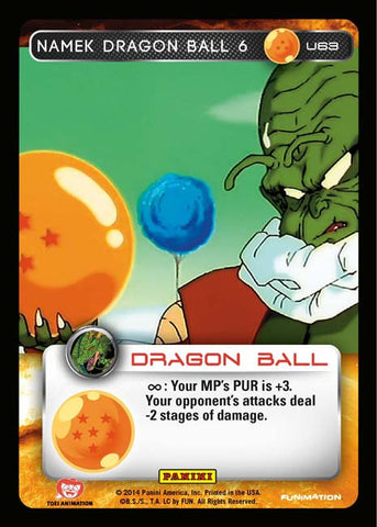 U63 Namek Dragon Ball 6