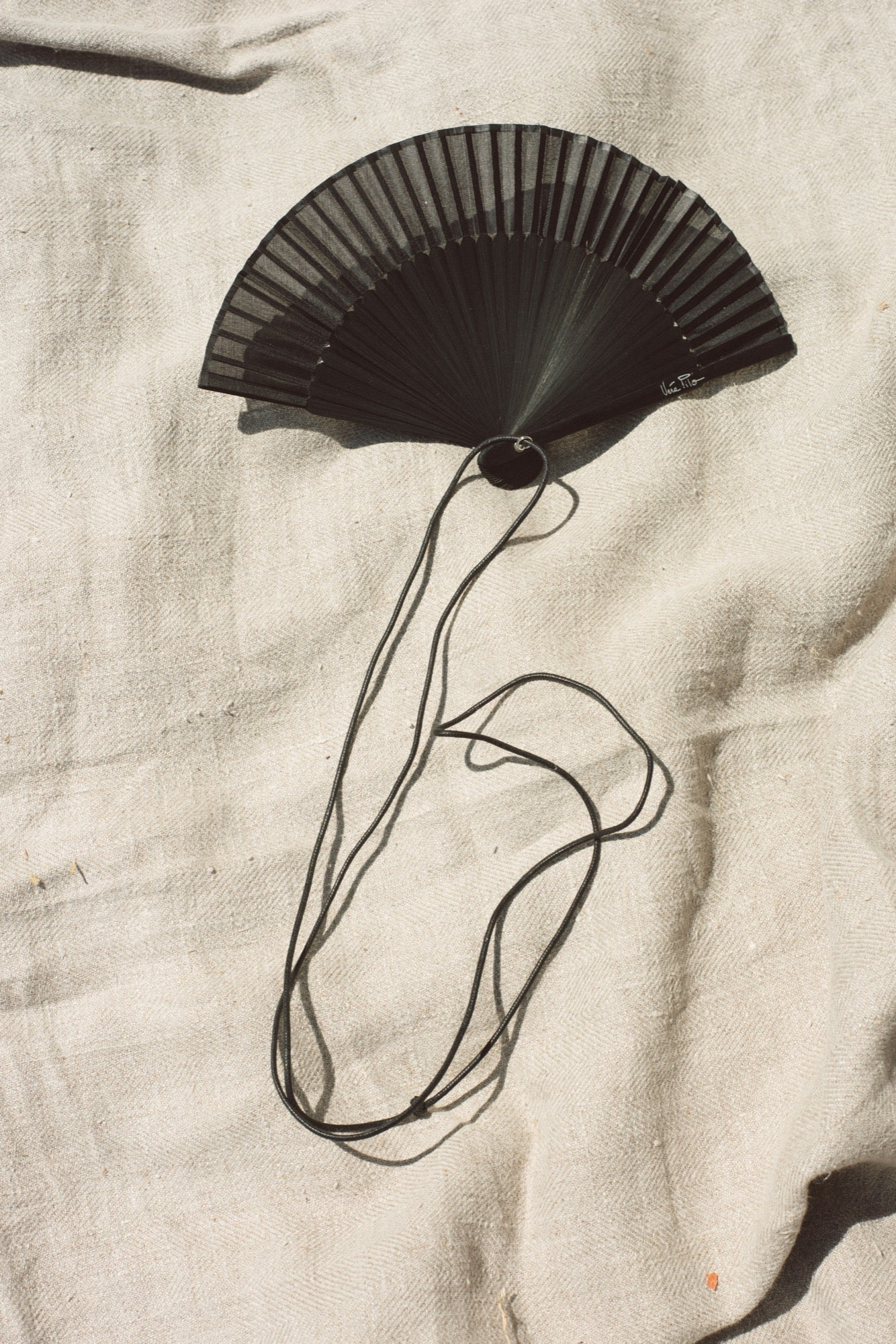 Handmade Mini Fan