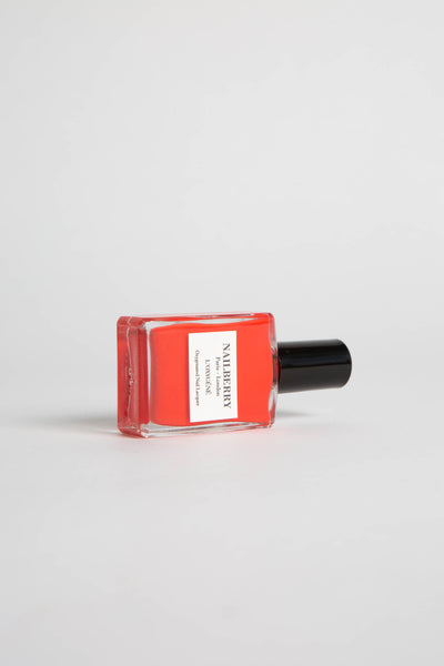Cherry Cherie Red Nailberry Vegan Polish