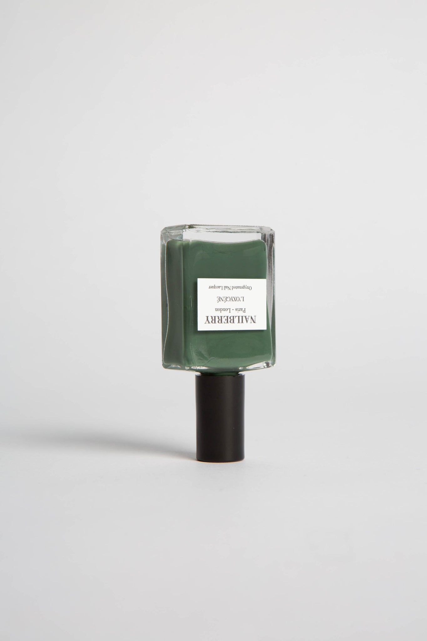 Viva La Vegan Green Nailberry Vegan Polish