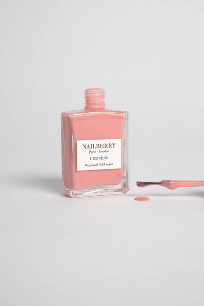 Kindess Pink Nailberry Vegan Polish