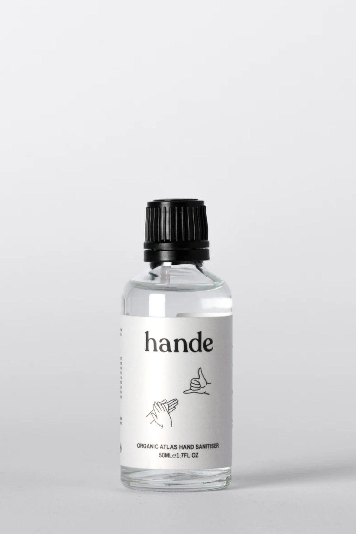 50ML Dropper Hande Sanitiser