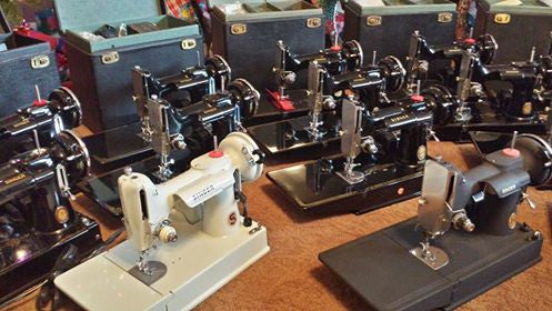 Singer Featherweight 221 Our Friends Of The