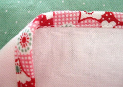Seam Finishes - Bound Seams
