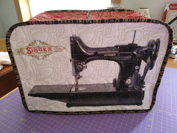 Singer Featherweight Cover Kit 221 222