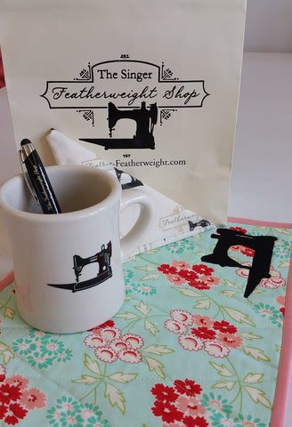 Singer Featherweight Maintenance Workshop Retreat at Missouri Star Quilt Company