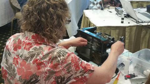 Singer Featherweight Maintenance Workshop - New York
