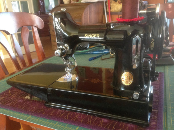 Singer Sewing At The St John's Factory Quebec Canada The Singer Classy Singer Electric Sewing Machine 66 18 Value