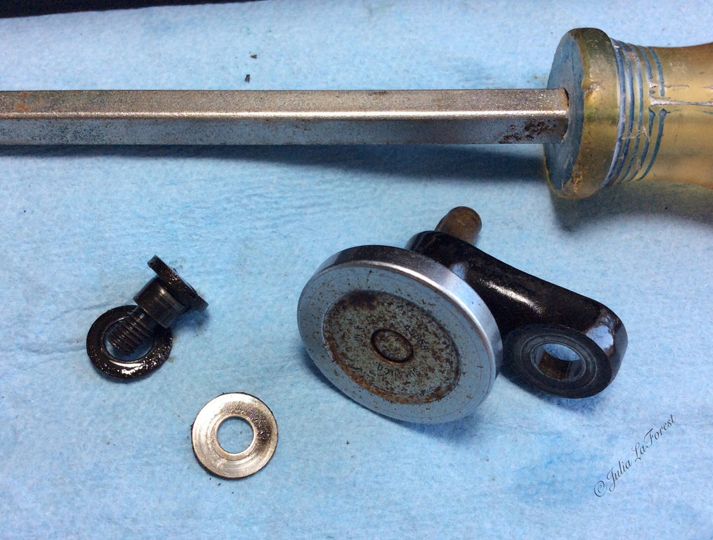 Bobbin Winder Parts