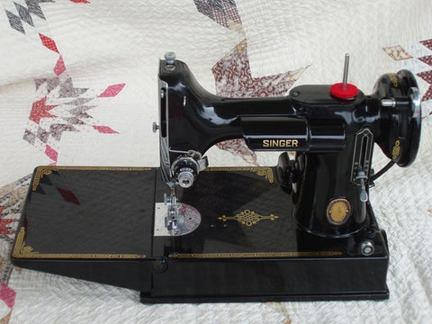 Singer Featherweight 40 Centennial 4040 The Singer Cool Featherweight Singer Sewing Machines