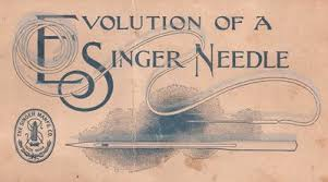 Evolution of the Singer Needle