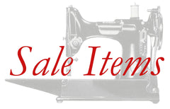Featherweight Shop Sale Items