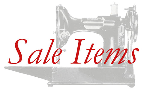 Featherweight Items On Sale