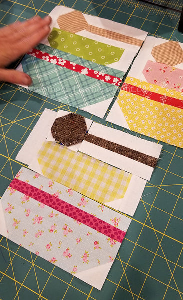Farm Girl Vintage Quilt Along Lori Holt - Baking Day Mixing Bowls