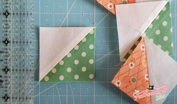 Farm Girl Vintage Block Sew Along with the Featherweight Shop