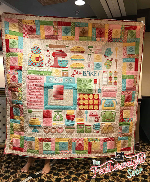 Bake Sale 2 Quilt - Pattern by Lori Holt of Bee In My Bonnet