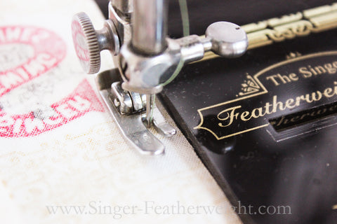 Singer 221 Featherweight Accurate Seam Guide