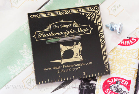 Singer Featherweight 221 Accurate Seam Guide