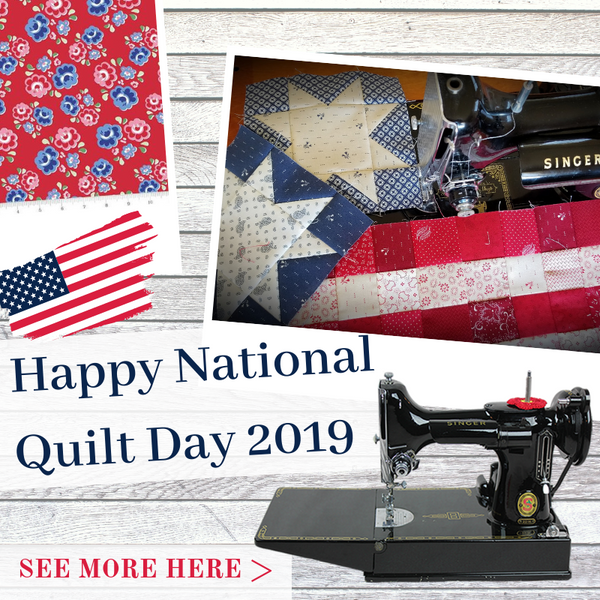 national quilt day