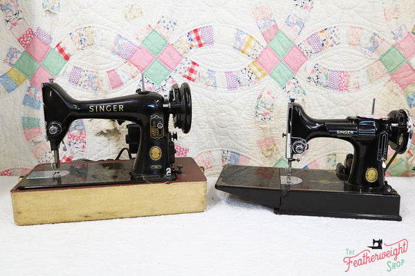 Singer Featherweight to Singer 99