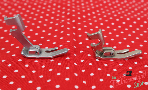 Singer Low and Slant Shank Presser Feet