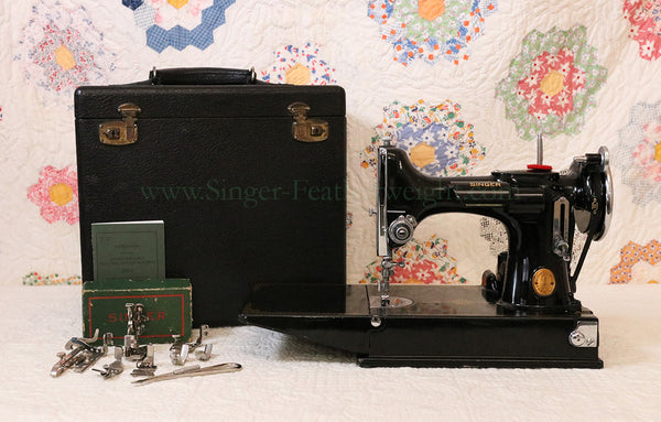 Singer Featherweight 1933 AD Series 221