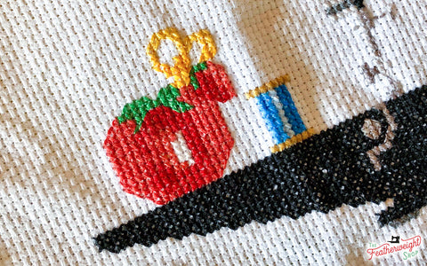 Cross Stitch Along Photo 2