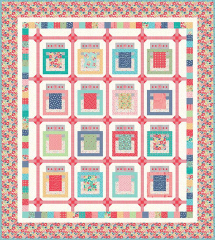 baked with love quilt kit